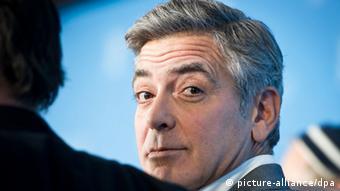 George Clooney in Berlin (Foto: Daniel Naupold/dpa)
