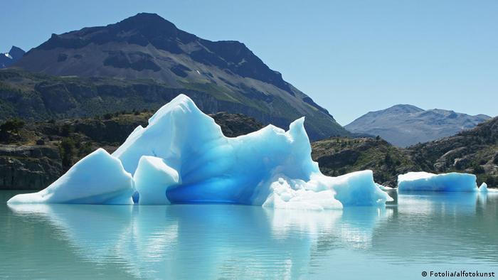 Nationalpark Los Glaciares in Patagonien, Argentinien