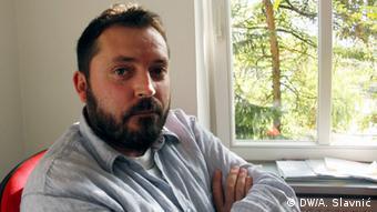Dragan Bursać Soziologe Bosnien-Herzegowina