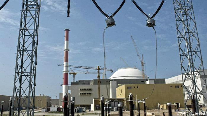 Iran Atomanlage Nuklear Energie (AFP/Getty Images)