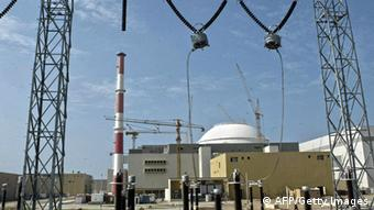 Iran Atomanlage Nuklear Energie