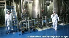 Iranische Nuklearanlage (Archivfoto)