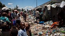 Slum von Andavamamba DW/Peter Hille, am 9.2