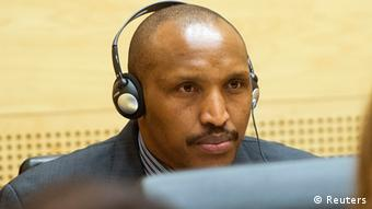 Bosco Ntaganda Prozess ICC Den Haag. Foto: REUTERS/Toussaint Kluiters/United Photos