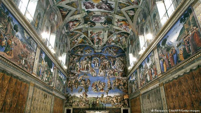 Michelangelo Sixtinische Kapelle