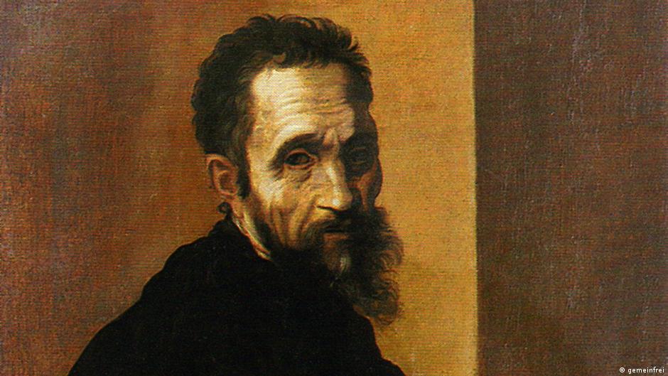 Die Kunstwelt verneigt sich vor Michelangelo | DW | 06.02.2015