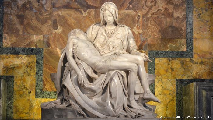 Michelangelo Pieta (picture alliance/Thomas Muncke)