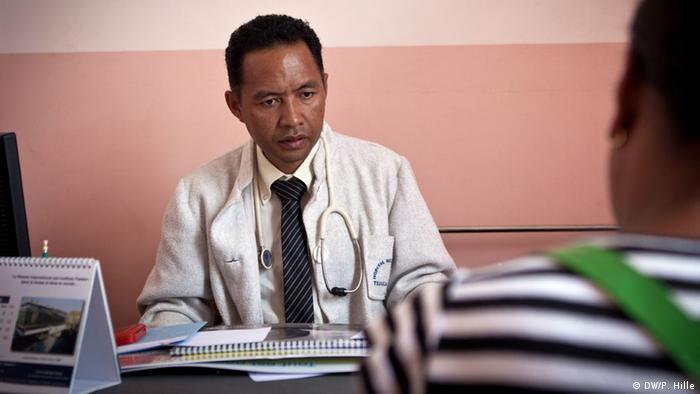 Bildergalerie Herausforderungen für Madagaskars neuen Präsidenten Kinderarzt