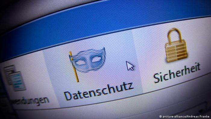 Symbolbild Sicherheit im Internet (Foto: picture alliance)