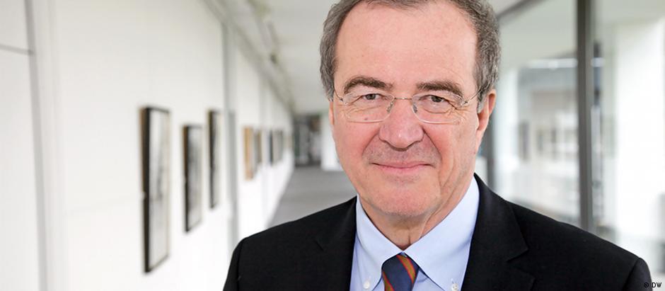 Alexander Kudascheff é editor-chefe da DW