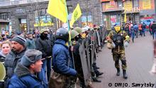 Proteste in Kiew, Ukraine 10.02.2014