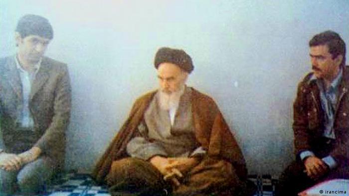 Ayatollah Khomeini (Quelle: irancima)