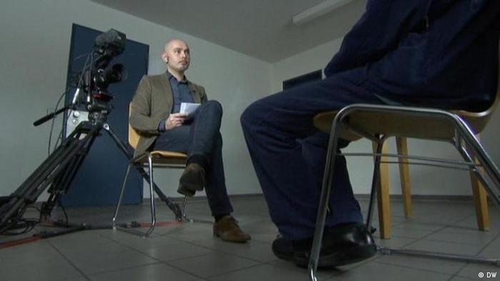 Srecko Matic DW Interview mit Krunoslav Prates aus Kroatien