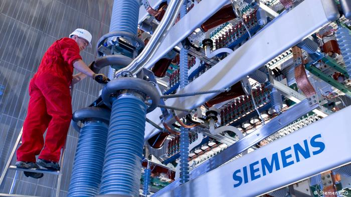 Новейший трансформатор фирмы Siemens