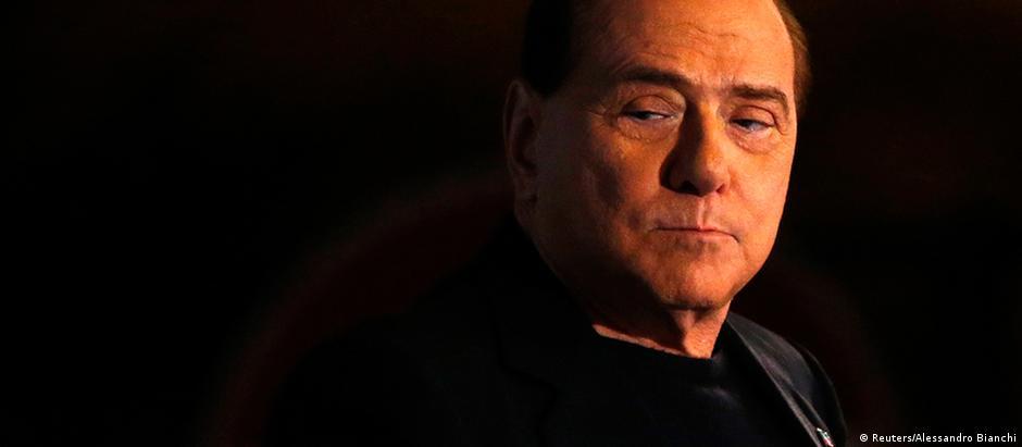 Berlusconi é personagem de biografia cinematográfica Loro, dirigida por Sorrentino (Reuters/Alessandro Bianchi)
