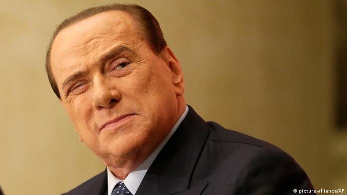 Silvio Berlusconi (Foto: picture-alliance/AP)