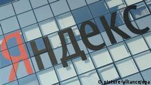 Russische Suchmaschine Yandex Logo