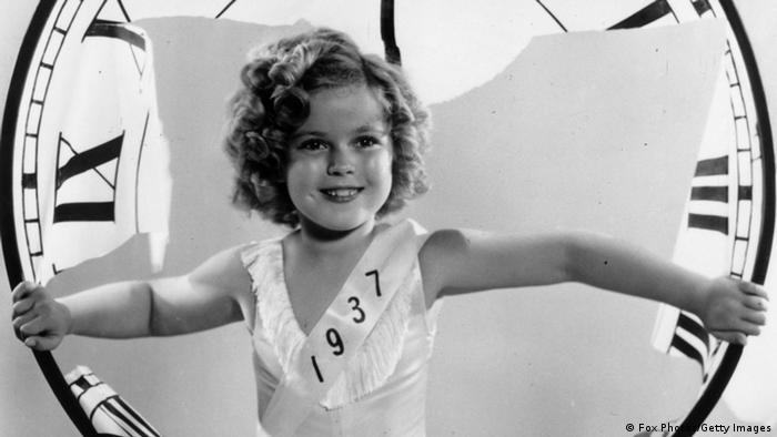 Shirley Temple, child photo