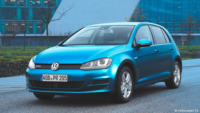 Golf TGI Bluemotion, 2014