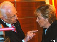 Эдмунд Штойбер может подвести Ангелу Меркель