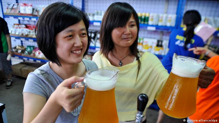 Deutsches Bierfestival in China