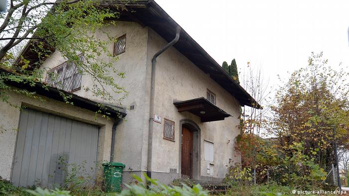 Дом Корнелиуса Гурлитта в Зальцбурге