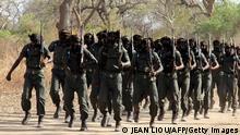 Tschad Militär