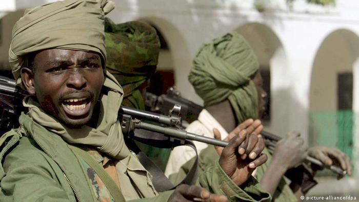 Tschad: Soldaten (Foto: dpa)