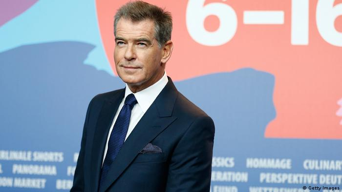 Deutschland Film Berlinale 2014 A Long Way Down Pierce Brosnan (Getty Images)