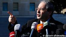 Syrien-Konferenz Genf 11.02.2014