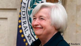 USA US-Notenbankchefin Janet Yellen
