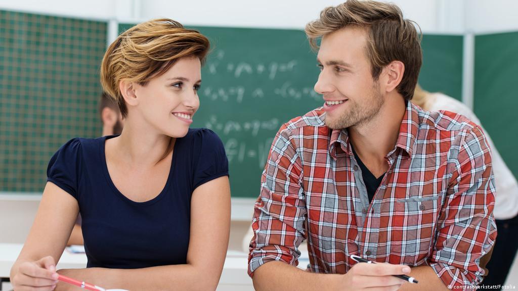 warum können deutsche männer nicht flirten