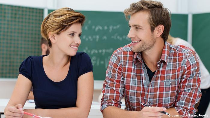 Symbolbild Seminar Flirt