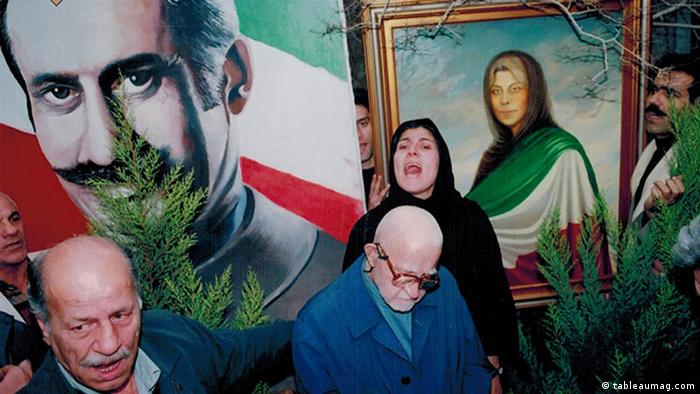 Bildergalerie Zweite Dekade Islamische Republik Iran (tableaumag.com)