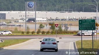 Завод Volkswagen в Чаттануге (штат Теннесси, США)