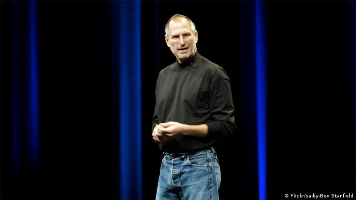 Steve Jobs @ WWDC 2007 (Flickr/sa-by-Ben Stanfield)