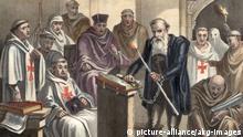 Galileo Galilei vor der Römischen Inquisition