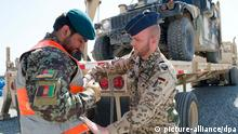 Bundeswehr in Afghanistan (picture-alliance/dpa)