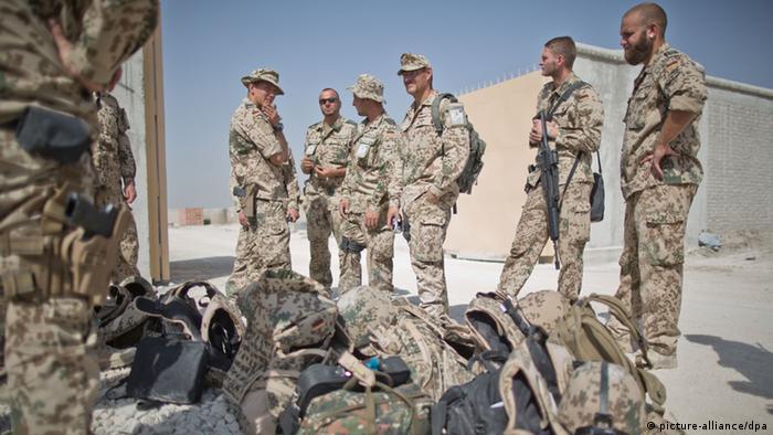 Bundeswehr in Afghanistan