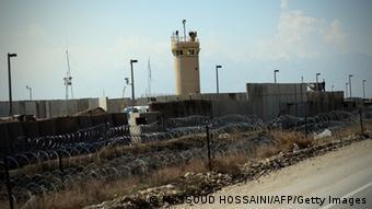 Gefängnis Bagram Kabul Afghanistan Archiv 2012