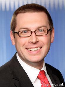Ulrich Leuchtmann Finanzmarktexperte Commerzbank