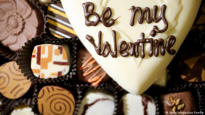 Bildergalerie Valentinstag Vorbereitungen (Getty Images/Joe Raedle)