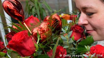Bildergalerie Valentinstag Vorbereitungen