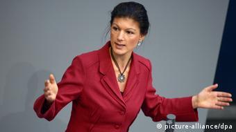 Βαγκενκνέχτ: θέλω τον Τσίπρα νικητή