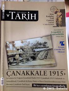 Die Türkei und der Erste Weltkrieg Buchcover Geschichtsbuch