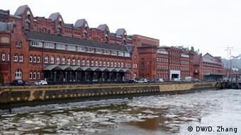 Από το HafenCity του Αμβούργου...