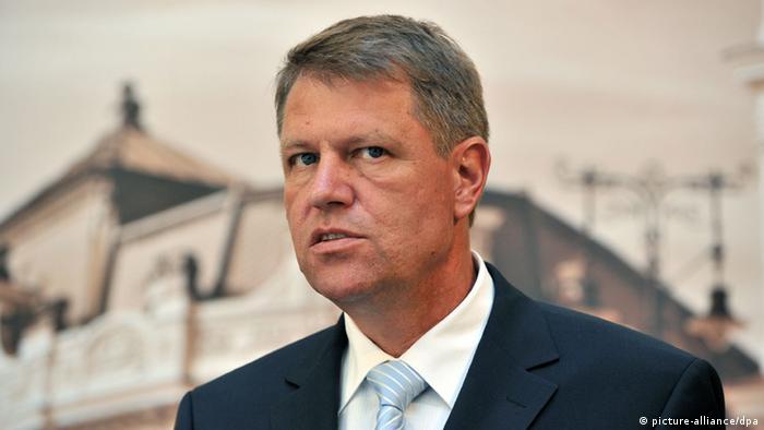 Klaus Iohannis, primarul Sibiului