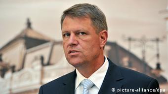 Klaus Johannis, propunerea PNL pentru Interne