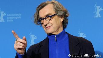 Der Filmregisseur Wim Wenders Foto: DPA