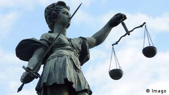 Justitia (Foto: Imago)